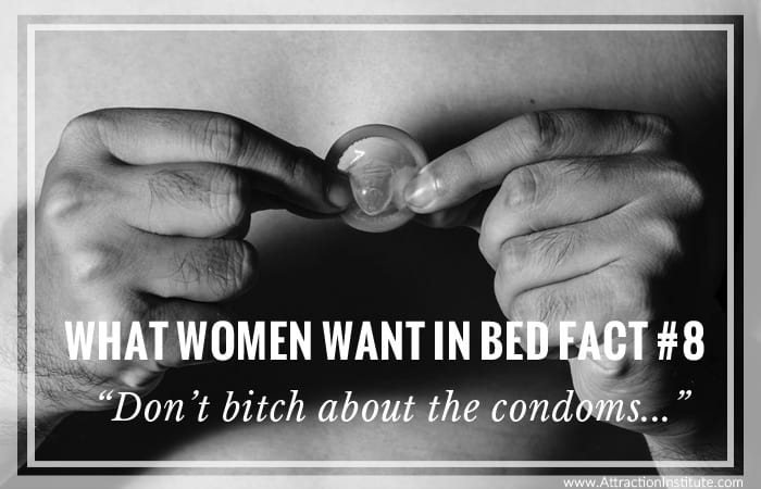 women hate condoms as much as men